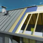 {ville1} - isolation toiture zinc